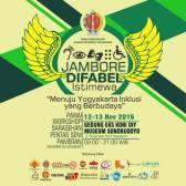 Jambore Difabel Istimewa 2016