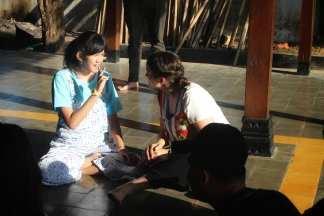 Workshop bersama Nalitari