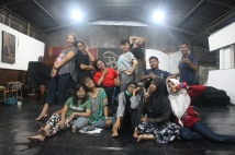 Object and Movement Workshop