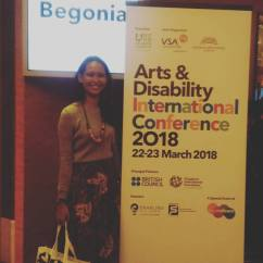 Art and Disability International Conference 2018